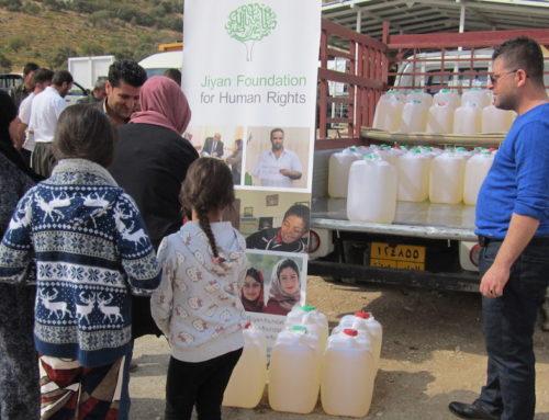 Unser Kooperationspartner, die Jiyan Foundation, benötigt dringend Unterstützung!