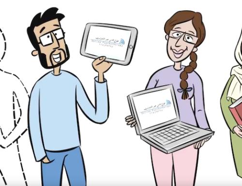 Animationsfilm zum Online-Schreibtherapie-Projekt