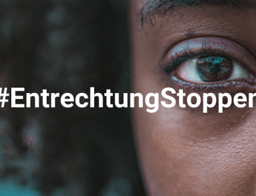 #EntrechtungStoppen – Ihre Stimme für Menschenrechte!