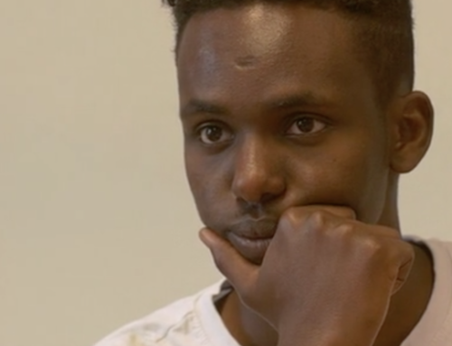 """""""Omer aus Somalia – ich habe einen Traum"""""""
