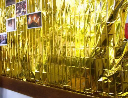 Flucht-Erleben: Ausstellung der Berufsfachschule Paulo Freire