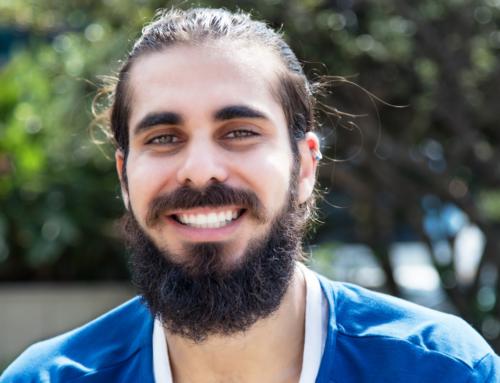 Hakims Geschichte: über Leid und über Glück